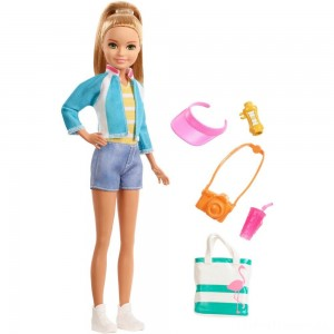 Barbie Travel Stacie Doll Clearance Sale