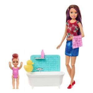 Barbie Skipper Babysitters Inc. Doll & Playset - Blond Clearance Sale