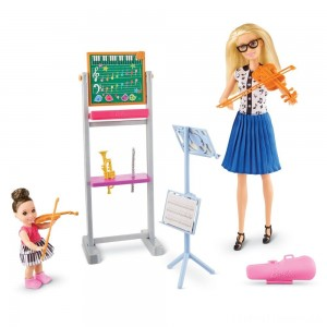 Barbie Music Teacher Doll & Playset Clearance Sale