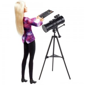 Barbie National Geographic Astronomer Playset Clearance Sale