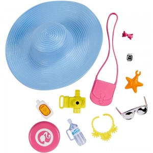 Barbie Fashion Sightseeing Accessory Pack Clearance Sale