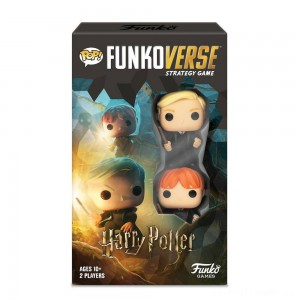 Funkoverse Board Game: Harry Potter #101 Expandalone Clearance Sale
