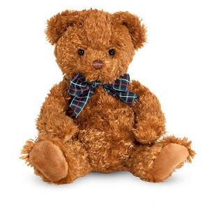 Melissa & Doug Chestnut - Classic Teddy Bear Stuffed Animal Clearance Sale