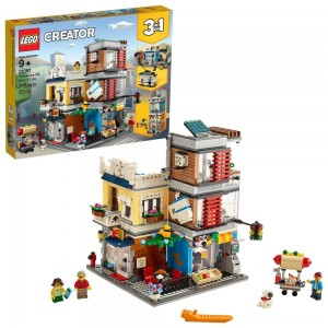LEGO Creator Townhouse Pet Shop & Café 31097 Clearance Sale