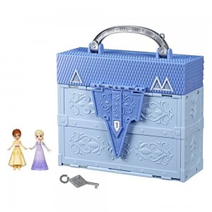 Disney Frozen 2 Pop Adventures Arendelle Castle Playset With Handle Clearance Sale