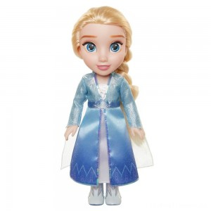 Disney Frozen 2 Elsa Adventure Doll Clearance Sale