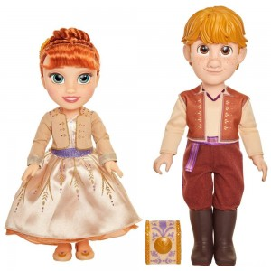 Disney Frozen 2 Anna and Kristoff Proposal Gift Set 2pk Clearance Sale
