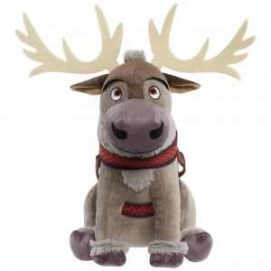 Disney Frozen 2 Large Plush Sven Clearance Sale