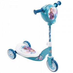 Disney Frozen 2 Secret Storage Scooter - Blue, Girl's Clearance Sale
