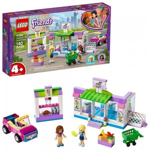 LEGO Friends Heartlake City Supermarket 41362 Building Set, Mini Dolls, Supermarket Playset 140pc Clearance Sale