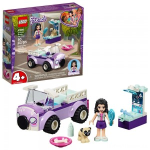 LEGO Friends Emma's Mobile Vet Clinic 41360 Clearance Sale