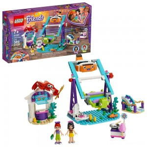 LEGO Friends Underwater Loop 41337 Amusement Park Building Kit with Mini Dolls for Group Play 389pc Clearance Sale