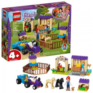 LEGO Friends Mia's Foal Stable 41361 Clearance Sale