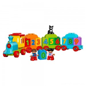 LEGO DUPLO My First Number Train 10847 Clearance Sale
