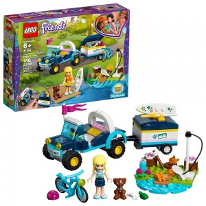 LEGO Friends Stephanie's Buggy & Trailer 41364 Clearance Sale