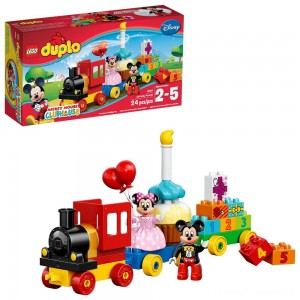 LEGO DUPLO Mickey Minnie Birthday 10597 Clearance Sale