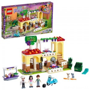 LEGO Friends Heartlake City Restaurant 41379 Building Kit with Restaurant Playset and Mini Dolls Clearance Sale