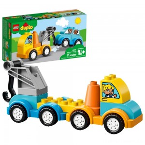 LEGO DUPLO My First Tow Truck 10883 Clearance Sale