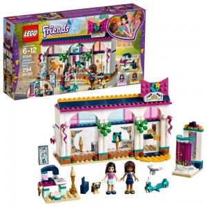 LEGO Friends Andrea's Accessories Store 41344 Clearance Sale