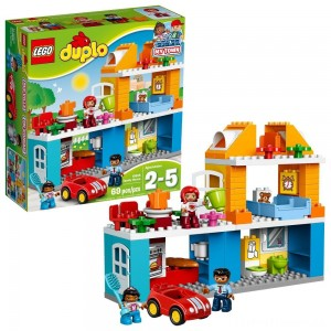 LEGO DUPLO Town Family House 10835 Clearance Sale