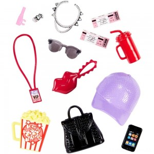 Barbie Fashion Movie Premiere Accessory Pack Clearance Sale