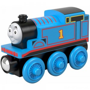 Fisher-Price Thomas & Friends - Thomas the Tank Engine - Wood Clearance Sale