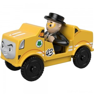 Fisher-Price Thomas & Friends Wood Ace the Racer Clearance Sale