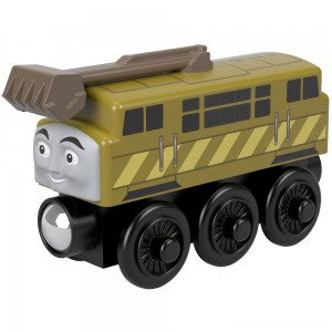 Fisher-Price Thomas & Friends Wood Diesel 10 Clearance Sale