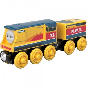 Fisher-Price Thomas & Friends Wood Rebecca Clearance Sale