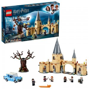 LEGO Harry Potter Hogwarts Whomping Willow 75953 Clearance Sale