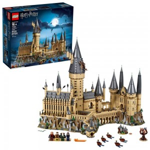 LEGO Harry Potter Hogwarts Castle Advanced Building Set Model with Harry Potter Minifigures 71043 Clearance Sale