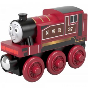Fisher-Price Thomas & Friends Wood Rosie Engine Clearance Sale