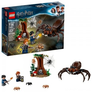 LEGO Harry Potter Aragog's Lair 75950 Clearance Sale