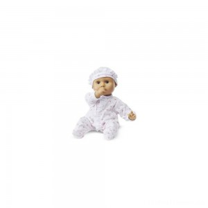 Melissa & Doug Mine to Love Mariana 12-Inch Poseable Baby Doll With Romper and Hat Clearance Sale