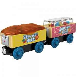 Fisher-Price Thomas & Friends Wood Candy Cars Clearance Sale