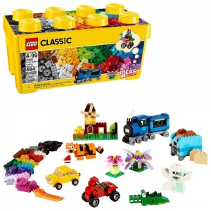 LEGO Classic Medium Creative Brick Box 10696 Building Toys for Creative Play, Kids Creative Kit Clearance Sale