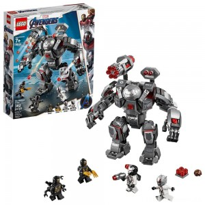 LEGO Marvel Avengers War Machine Buster 76124 Clearance Sale