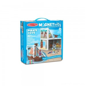 Melissa & Doug Magnetivity - Pirate Cove Clearance Sale