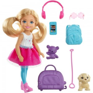 Barbie Chelsea Travel Doll Clearance Sale