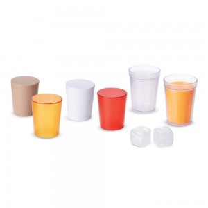 Melissa & Doug Create-A-Meal Fill 'Em Up Cups Clearance Sale
