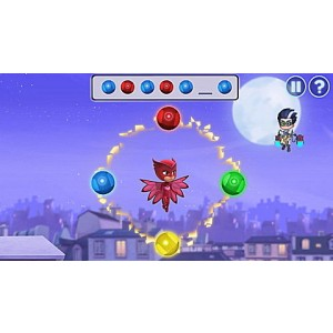PJ Masks Time to Be a Hero Learning Game Ages 3-5 yrs. Clearance Sale