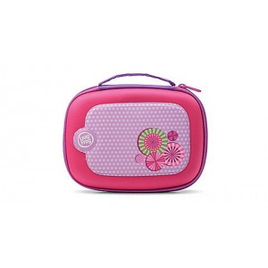 "LeapFrog® 5"" Carrying Case (Pink) Ages 3-9 yrs. Clearance Sale"