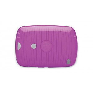 LeapPad3 Gel Skin (Purple) Ages 3-9 yrs. Clearance Sale