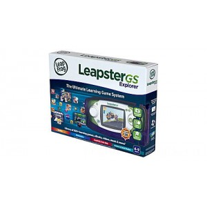 LeapsterGS Explorer™ Ages 4-9 yrs. Clearance Sale