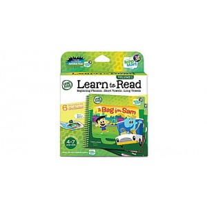 LeapStart® 3D Learn to Read Volume 1 Ages 4-7 yrs. Clearance Sale