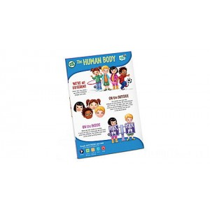 LeapStart® Go Deluxe Activity Set - The Human Body Ages 4-8 yrs. Clearance Sale