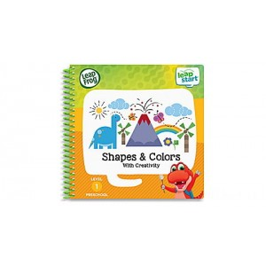 LeapStart® 2 Book Combo Pack: Shapes & Colors and Around Town With PAW Patrol Ages 2-6 yrs. Clearance Sale
