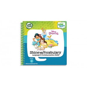 LeapStart® 2 Book Combo Pack: Shine With Vocabulary and Celebrate the Seasons Ages 3-6 yrs. Clearance Sale