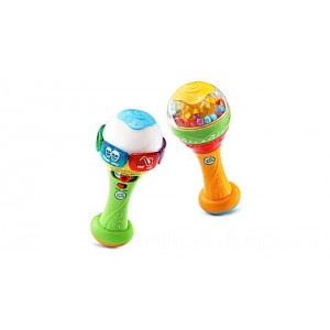 Learn & Groove® Shakin' Colors Maracas™ Ages 6-36 months Clearance Sale