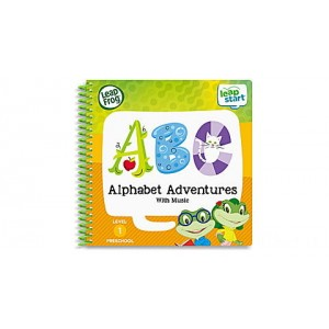 LeapStart® 2 Book Combo Pack: Alphabet Adventures and Read & Write Ages 2-5 yrs. Clearance Sale